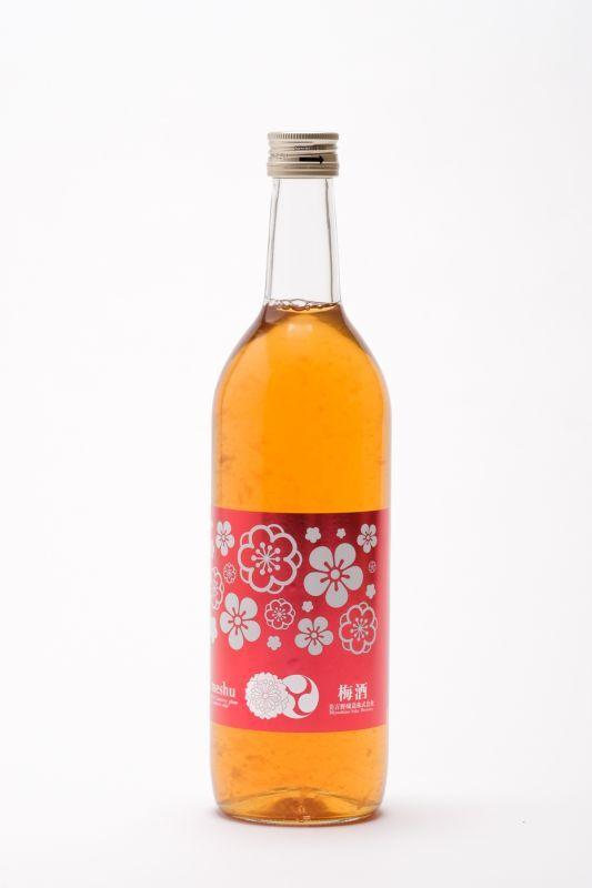 画像1: 花巴 プレミアム梅酒 720ml (1)
